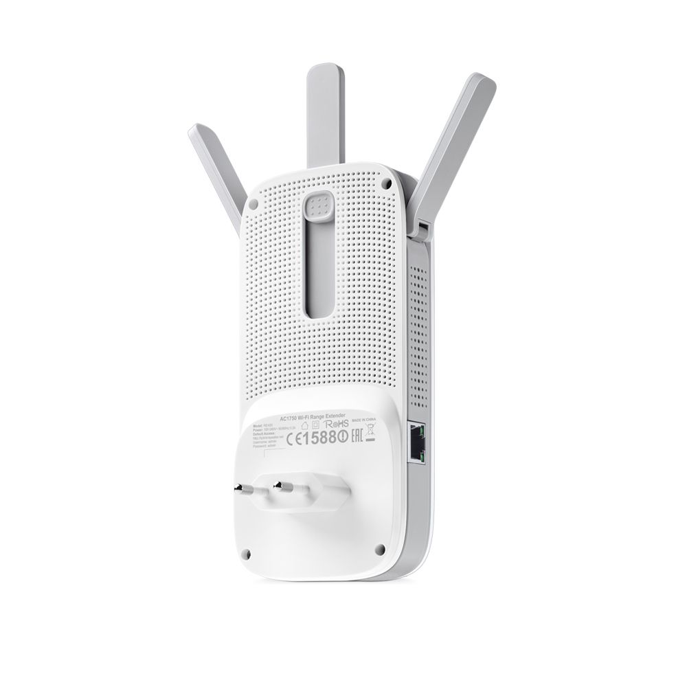 Repetidor WiFi Tp-Link  TL-RE450 1750Mbps  3 Antenas