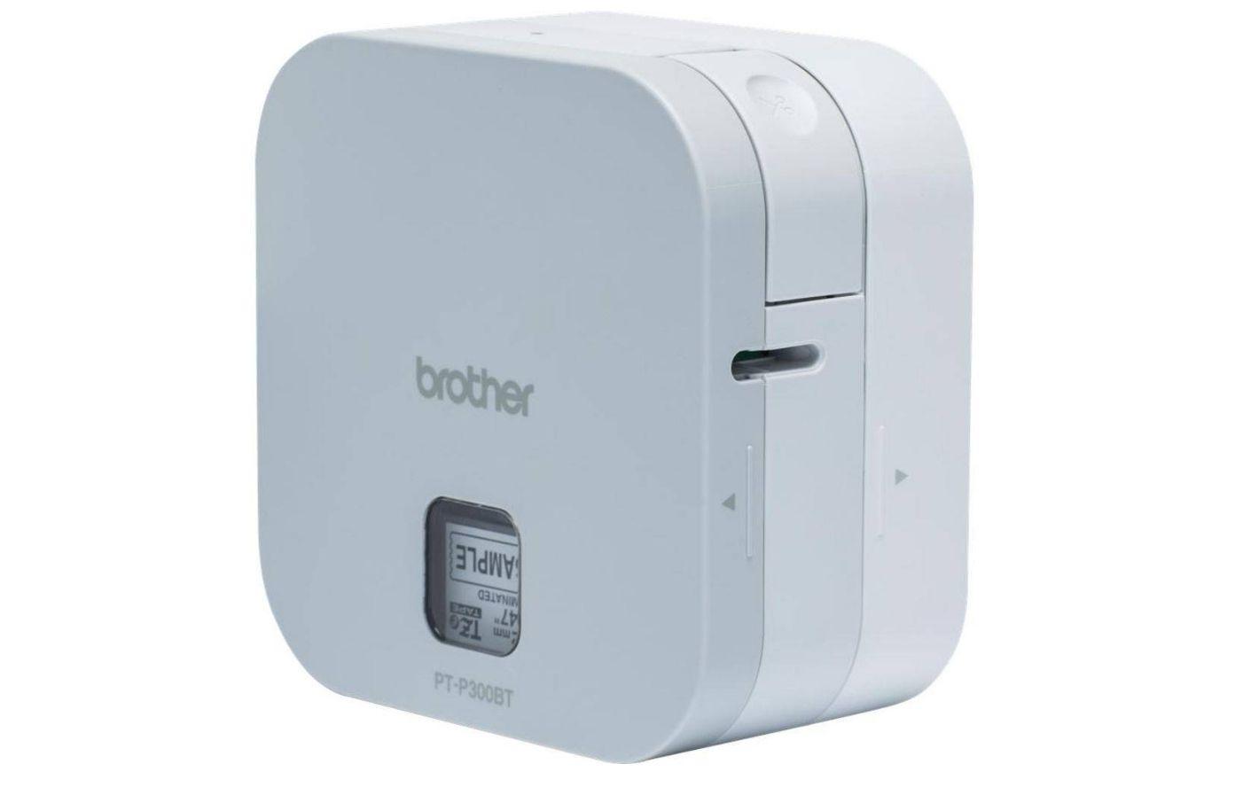 Rotulador eletrônico PTP300BT Brother