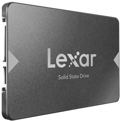 SSD Lexar NS100, 120GB, SATA, Leitura 520MB/s - LNS100-120RBNA