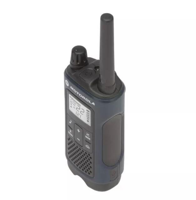Walk Talk Radio Comunicador Motorola T-460 35mil 56km