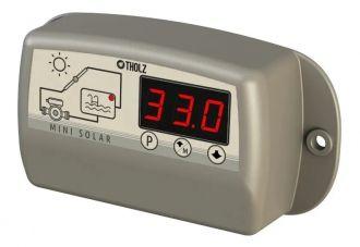 Controlador Diferencial de Temperatura - Mini Solar MMZ1304N - P743 (Substitui MMZ601N)