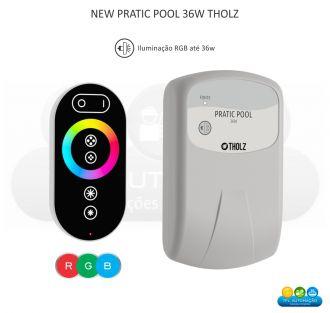 Pratic Pool 36w - 220V - Tholz + 4 Leds 9w Rgb Tholz