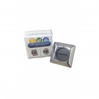 Dedicado Kit Dispositivos Inox 316 Tholz Quadrado Premium 50mm