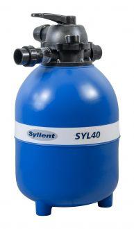 Filtro para Piscinas Até 48 Mil Litros SYL40 - Syllent