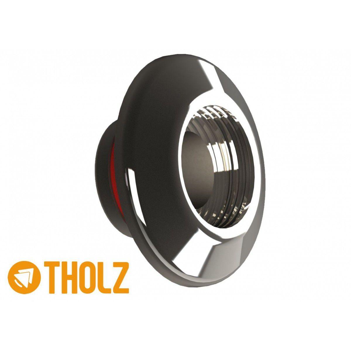 Dispositivo de Aspiração Inox - Alvenaria - Tholz