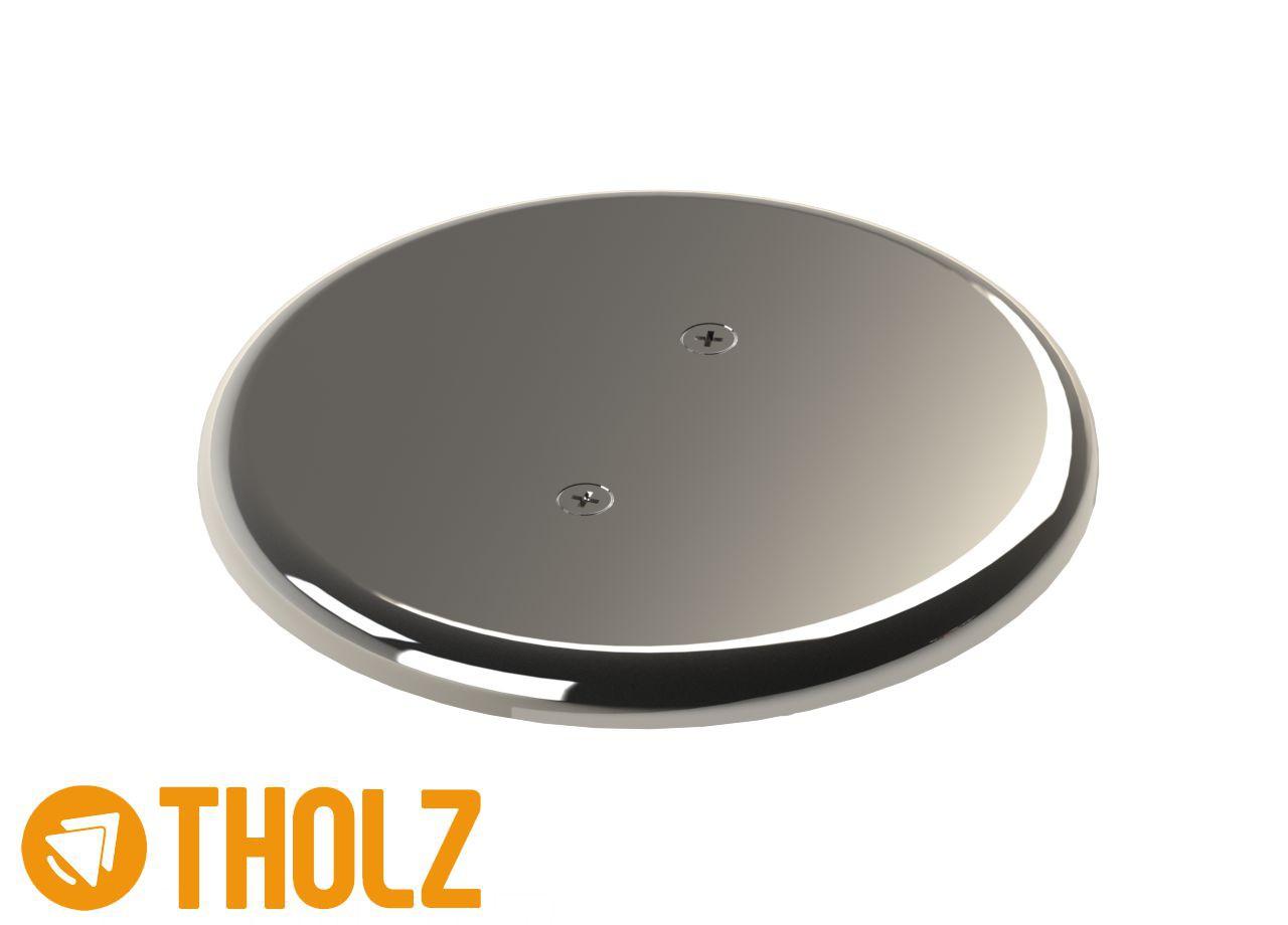Dispositivo de Dreno de Fundo Inox 50mm - Alvenaria - Tholz