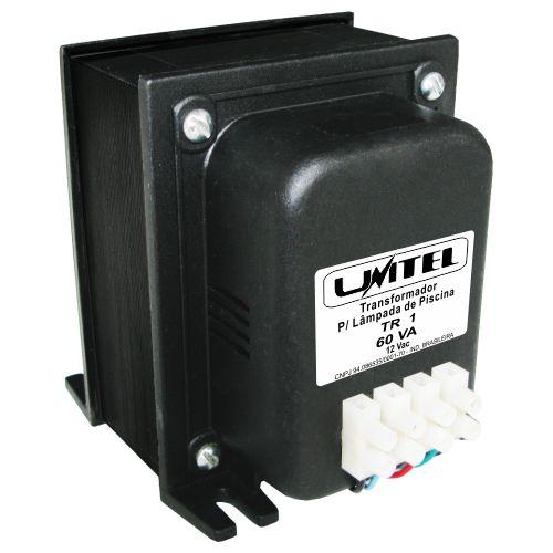 Transformador para Iluminação de Piscina TR1 - 60VA