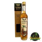 Licor de Cachaça com Amburana Weber Haus 500 ml