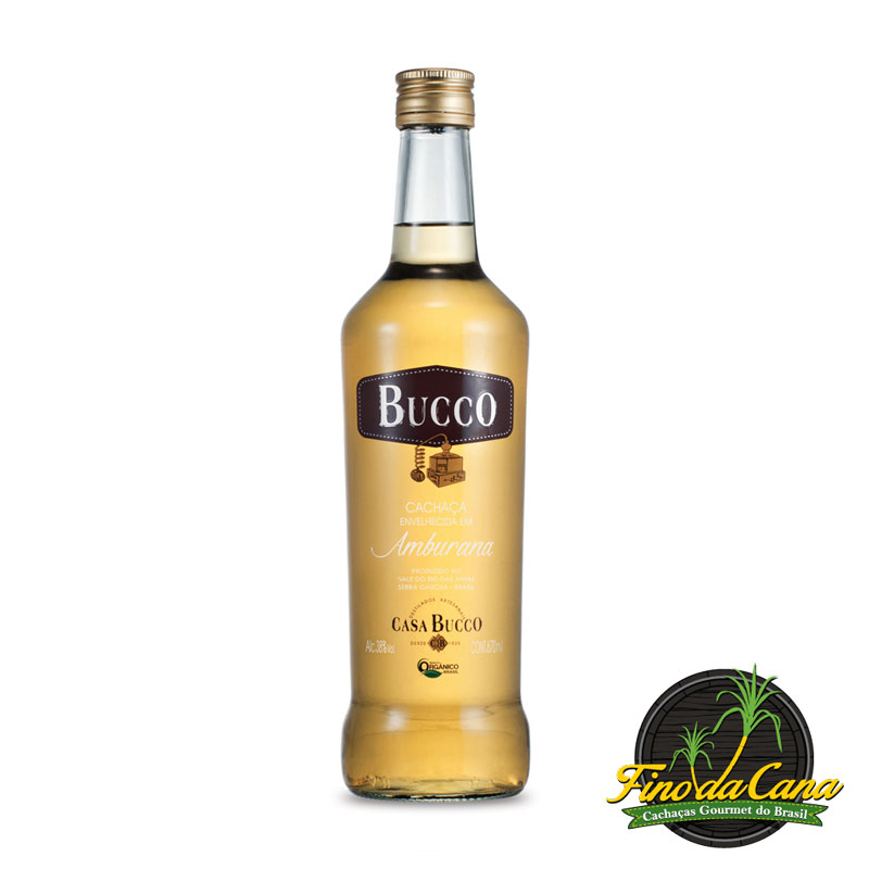 Casa Bucco Amburana 670 ml