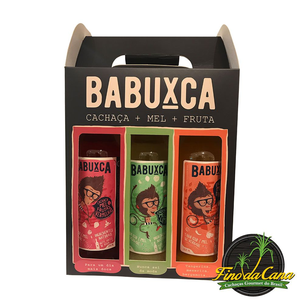 Kit Babuxca 275 ml