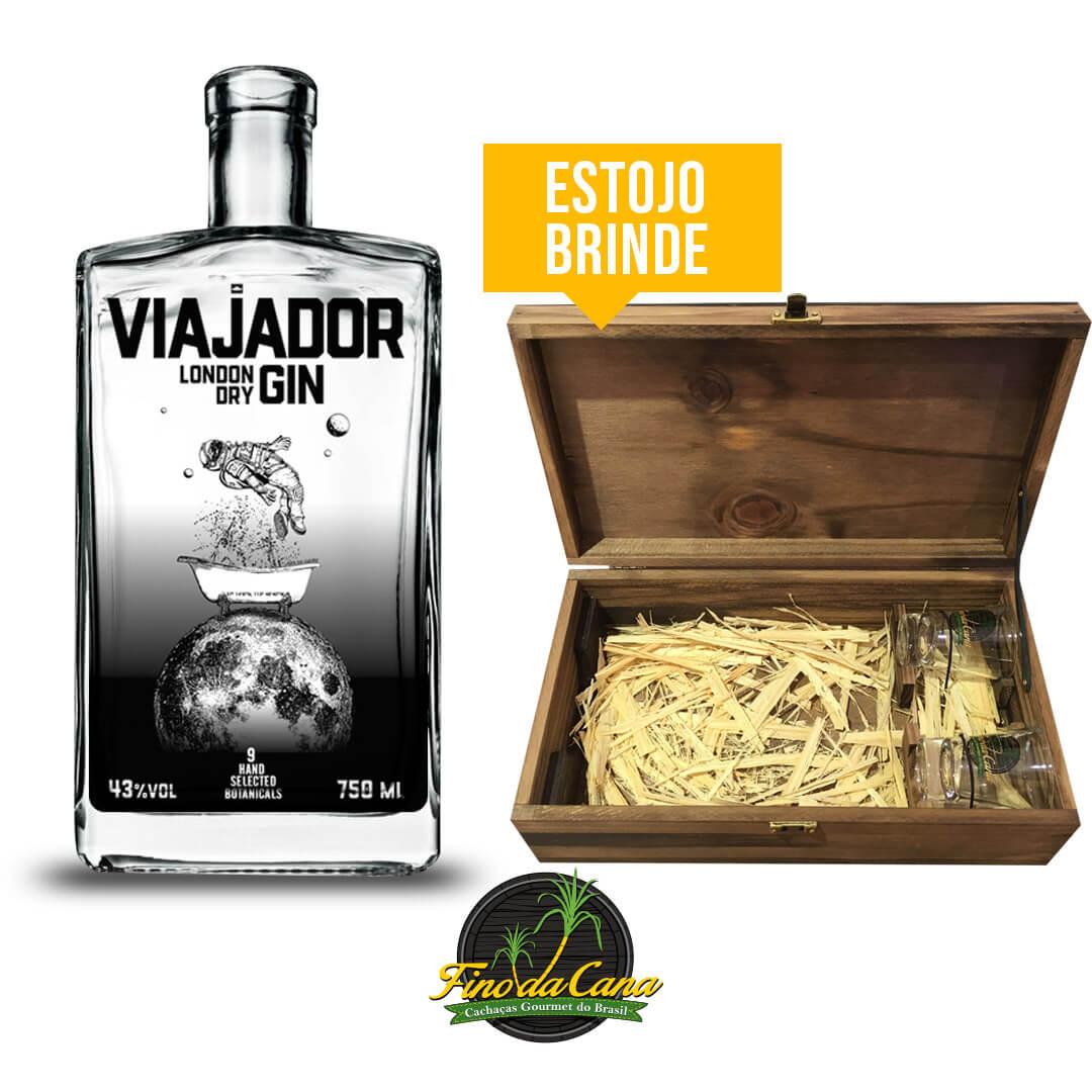 Kit Gin Viajador + Estojo