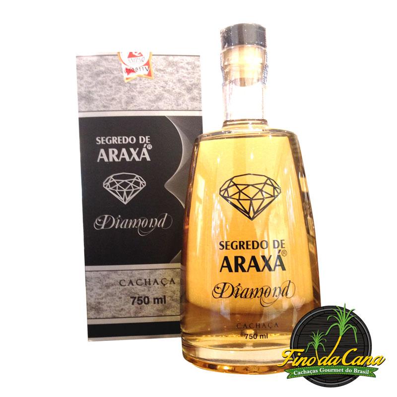 Segredo de Araxá Diamond 750 ml