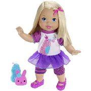 Boneca Interativa Little Mommy Fala Comigo X1030 Mattel