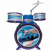 Bateria Radical Infantil Hot Wheels 72734 Fun