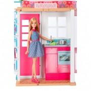 Barbie Casa Real Com Boneca DVV48 Mattel