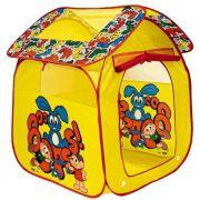 Barraca Infantil Portátil Casa Turma Da Monica BS19TM Zippy Toys