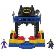 Batalha na Batcaverna DC Imaginext Mattel FKW12