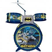 Bateria Batman Cavaleiro das Trevas Com Banquinho 80804 Fun