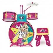 Bateria Infantil da Barbie 86211 Fun Divirta-Se