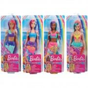 Boneca Barbie Dreamtopia Fantasia Sereia GJK07 Mattel