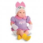 Boneca Classic Dolls Recém Nascida Margarida 5164 Roma
