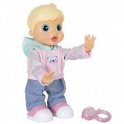 Boneca Interativa Baby Wow Malu Conversa Movimenta Multikids
