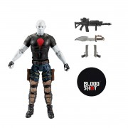 Boneco Articulado Action Figure Artic Bloodshot Mc Farlane Fun Divirta-se