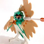 Boneco Pokemon Battle Feature Figura Decidueye 4843 DTC