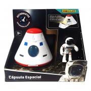 Cápsula Espacial Astronautas Fun Divirta-se