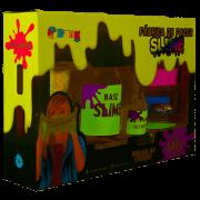 Fabrica De Fazer Slime 500g Brilha No Escuro Bang Toys