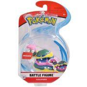 Figura de Batalha Pokémon Alola Muk 4842 Dtc
