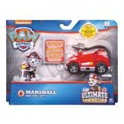 Figura e Mini Veículo Patrulha Canina Resgate Extremo Marshal & Mini Fire Cart 1384 Sunny