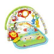 Ginásio Amigos da Floresta 3 em 1 Fisher-Price Mattel CHP85