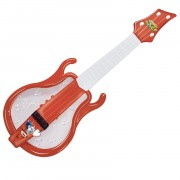 Guitarra Infantil Super Wings 84266 Fun Divirta-se