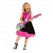 Guitarra Musical com MP3 Player Barbie Fabulosa 80069 Fun