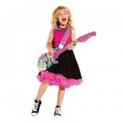 Guitarra Musical com MP3 Player Barbie Fabulosa 80069 Fun