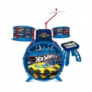Hot Wheels Bateria Infantil F00057 Fun Divirta-se