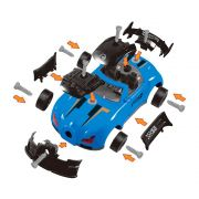 Hot Wheels Carro Tunado Monte e Desmonte 79721 Fun Divirta-se
