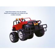 Jeep Road Foot Mecanizado Super Toys REF. 089