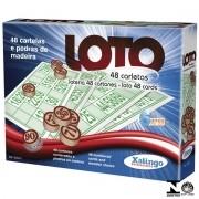 Jogo Loto 48 Cartões Ref. 52943 Xalingo