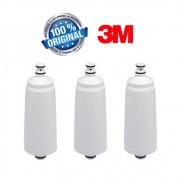 Kit 3 Peças - Refil Filtro de Água Aqualar Aquapurity Branco 3M