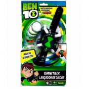 Lançador de Discos Ben 10 Omnitrix 1759 Sunny