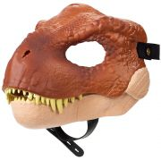 Máscara T Rex Jurassic World FLY92 Mattel
