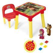 Masha e o Urso Mesinha Com Cadeira Monte Líbano
