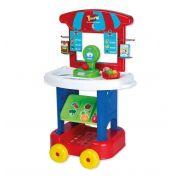 Mercadinho Play Time Infantil Completo 2438 Cotiplás