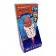 Microfone Infantil Bluetooth Show Rosé Toyng