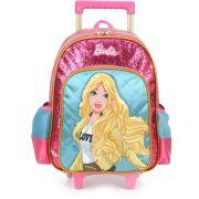 Mochila Barbie Luxcel 4 Bolsos IC34412BB-0100 Pink