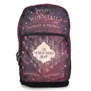 Mochila Disney Harry Potter Vinho MS45836HP08 Luxcel