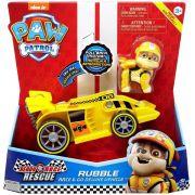 Patrulha Canina Carro Rubble Rescue Racers com Som 1297 Sunny