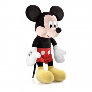 Pelúcia com Sons 33 Cm Disney Mickey Mouse Multikids